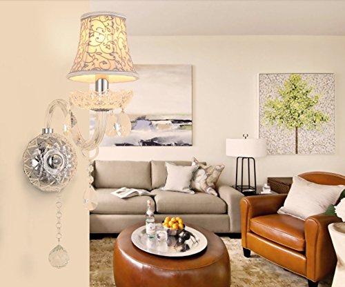 Candele Camera Da Letto : Damjic doppia lampada da parete a luce di candela jane europeo