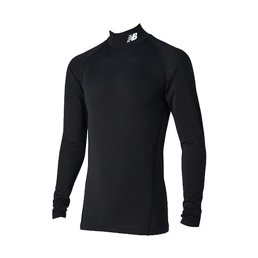 6b586c2fcc103 Amazon.co.jp: ニューバランス(New Balance) ストレッチインナーシャツ(アルファオレンジ) JMTF7380-AO:  服&ファッション小物