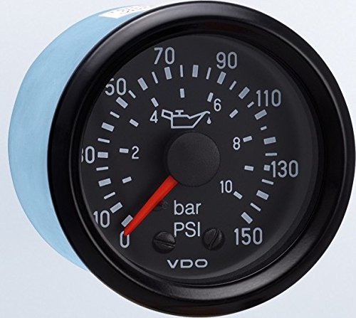 VDO 150 904 Oil Pressure Gauge - Vdo Pressure Gauge