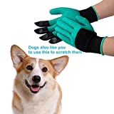 HAODE FASHION Sturdy Claws Garden Genie Gloves with