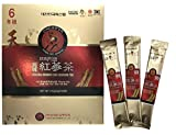 korean red ginseng tea - Korean Red Ginseng Tea 3g x 50 Packets Korean Ginseng Tea Made in Korea - 6 Year Roots