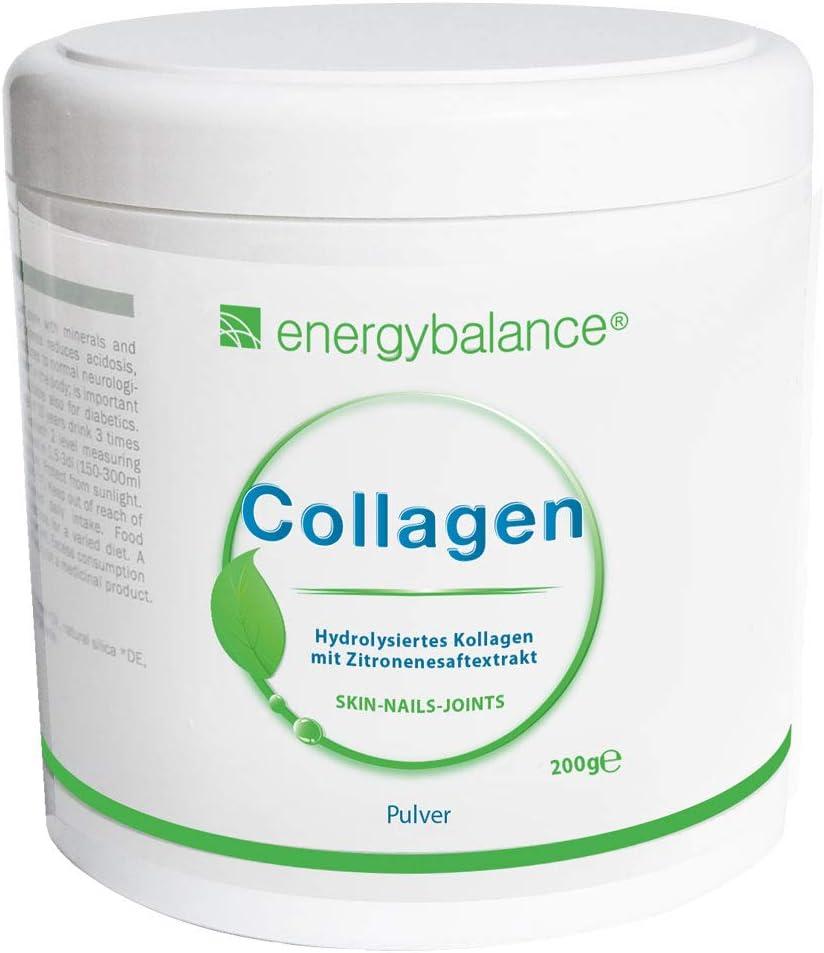 Colágeno polvo | proteína en polvo | alto contenido de proteínas | sin aditivos | sin gluten | sin OGM | 198g