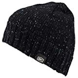 100% Unisex-Adult Niva Beanie (Black,One Size Fits Most)