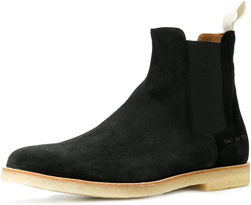 COMMON PROJECTS Chelsea Boots | Black