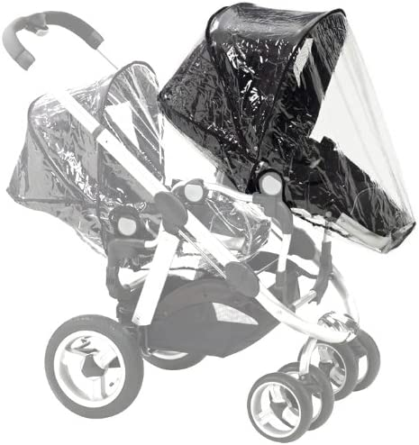 Peach 2 Pushchair Raincover Compatible with I/'Candy Peach