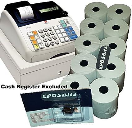 Pack básico de la marca EPOSBITS® para caja registradora Olivetti ...