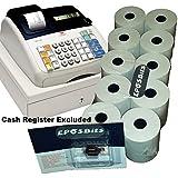 eposbits® Pack de accesorios de marca * * * * Para Olivetti ecr7100 ECR 7100