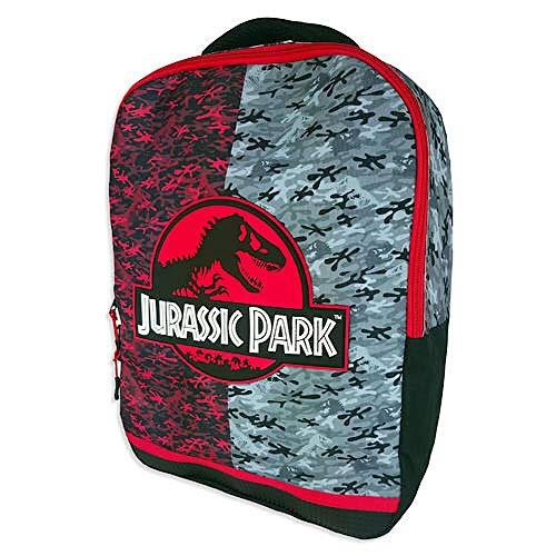 Jurassic Park Classic Backpack Full Size 16