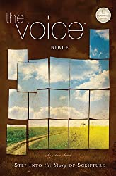 The Voice Bible, Personal Size, Paperback: Step Into the Story of Scripture