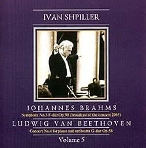Conductor Ivan Spiller. Volume 5. Brahms, Beethoven
