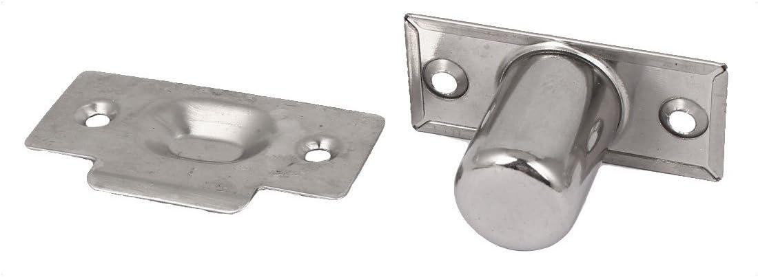 3 Sets Stainless Steel Door Touch Shaft Ball Catch Latch Catcher Door C UWA