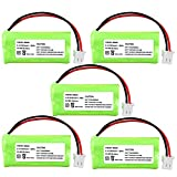 MegaPower (TM) 5x Cordless Phone Rechargeable Battery Compatible with VTech BT-166342