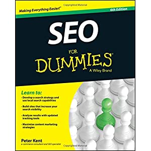 519Jsqd9CYL. SS300  - SEO For Dummies