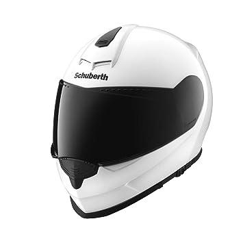 Schuberth S2 Sport Casco de Moto Glossy blanco, 910s2sportwh2xl, weiß