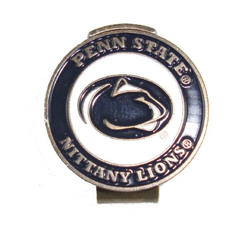 Penn State Nittany Lions Hat Clip with Golf Ball Marker