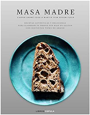 Masa Madre (Cocina): Amazon.es: Lugg, Casper André, Hveem Fjeld ...