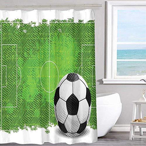 Door Panel Retainer Box - MKOK Printed Shower Curtain 70