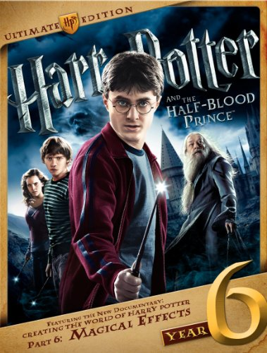 Harry Potter and the Half-Blood Prince (Three-Disc Ultimate Edition) by Harry Potter