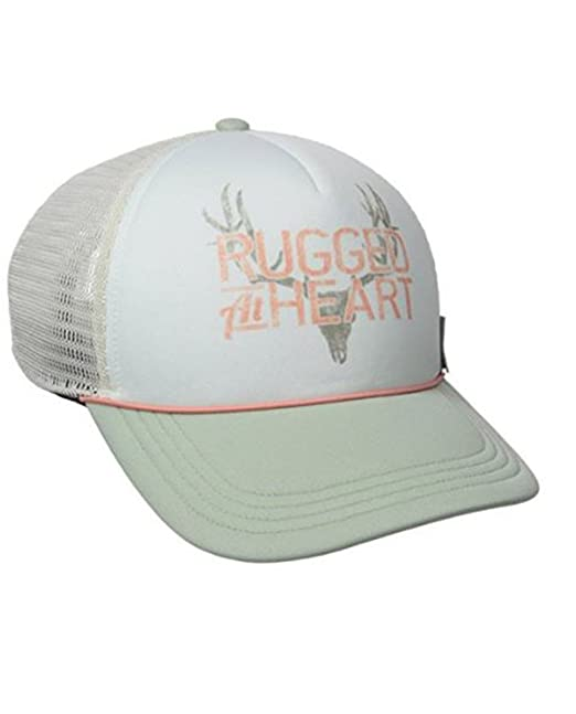 Carhartt Mujer Gorra Hartline - Mist Sombrero gorra de beisbol logotipo CHW102429332-One Size: Amazon.es: Ropa y accesorios