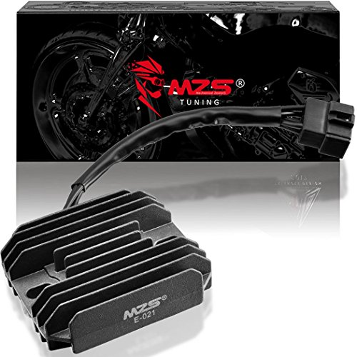 MZS Voltage Regulator Rectifier for Suzuki GSXR600 1997-2005,GSXR750 1996-2005,GSXR1000 2001-2004,GSX1300R Hayabusa 1999-2007,VL1500 Intrude 1998-2004,LT-F500F Quadrunner 1998-1999