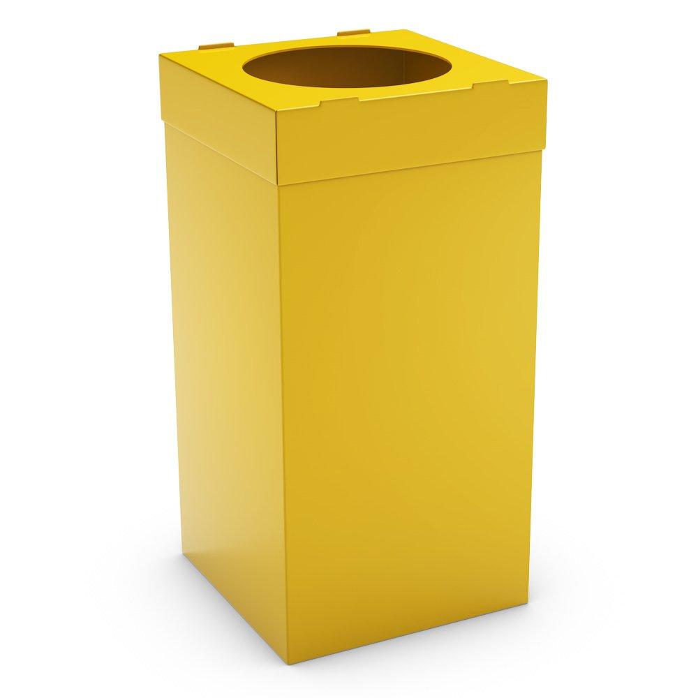 Poubelledirect Plastic Waste Bin Bin Waste Bin 80l Bin  # Atlas Plastique