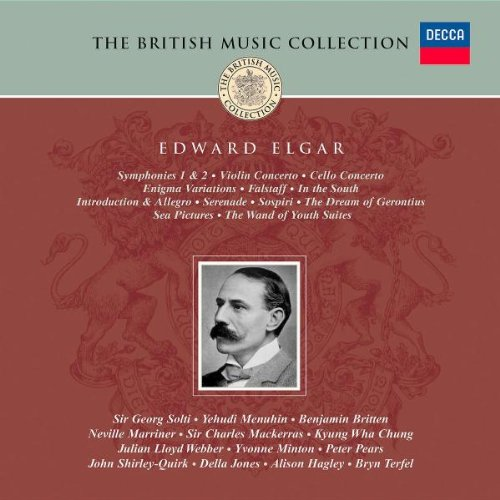 Elgar: Orchestral Works (The British Music Collection) by Decca