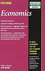Economics (Barron's Business Review) by Walter J. Wessels (2012-06-01)