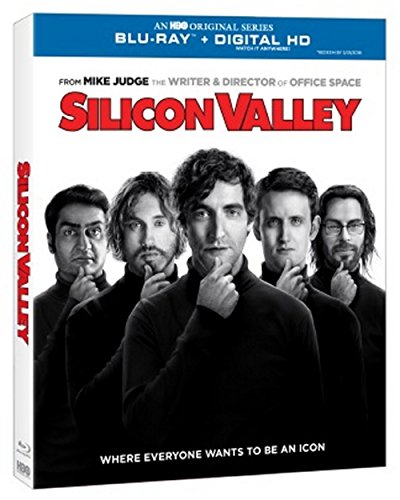 Silicon Valley Complete Season Blu ray product image