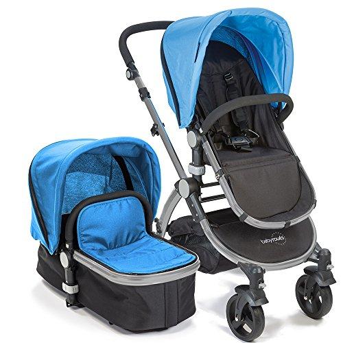 babyroues Letour II Stroller, Blue For Sale