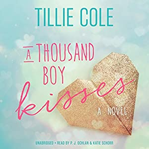 A Thousand Boy Kisses Audiobook