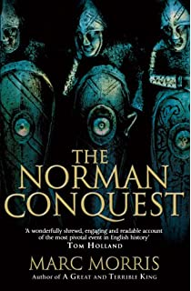 Need one last argument for an essay on the Norman Conquest. Help D:?