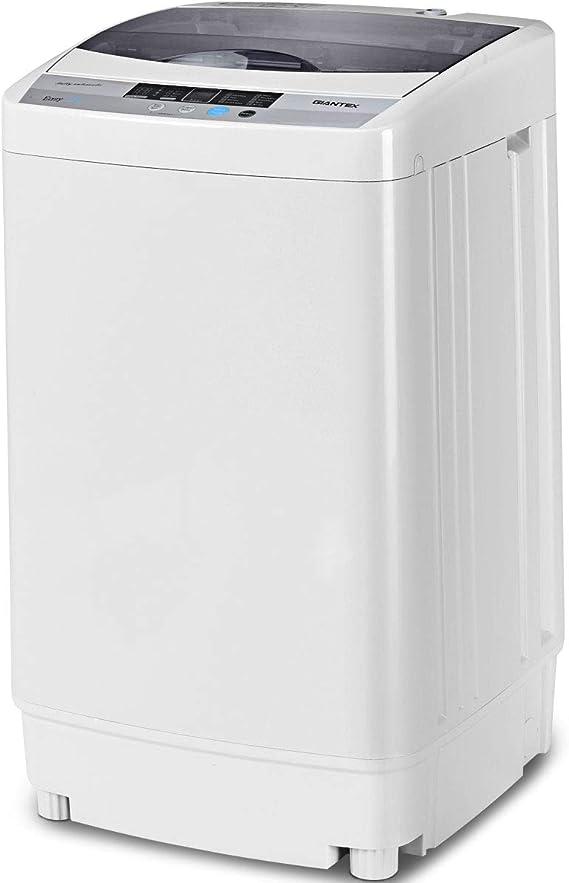 Giantex Lavadora Completamente automática portátil Compacto de ...