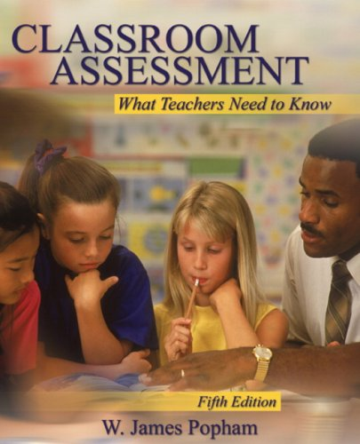 Classroom Assessment: What Teachers Need to Know Value Package (includes MyLabSchool Student Access  )