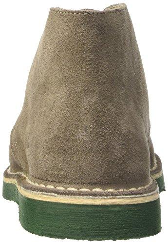 Lumberjack Gable, Zapatos de Cordones Derby para Hombre, Beige, 46 EU Beige (M0276 Taupe/Green)