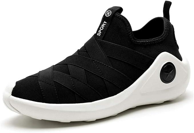 HDWY Zapatillas de Running de Tela Suave Acolchada Resistente al ...