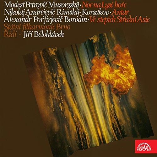 on the Bare Mountain - Rimsky-Korsakov: Antar, Op. 9 - Borodin: In the Steppes of Central Asia ()