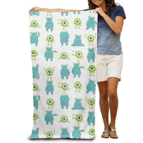 Swim Discount Pool (Lovely Big Eyed Animals Adult Beach Towels Fast/Quick Dry Machine Washable Lightweight Absorbent Plush Multipurpose Use Quality Towels For Swim,Pool,Beach,Gym,Camping,Yoga)