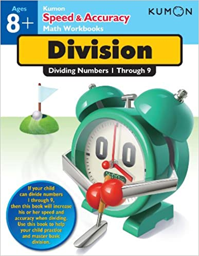 Speed /& Accuracy Dividing Numbers 1-9