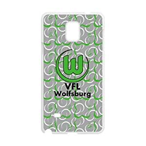 Wolfsburg Beautiful simple design Cell Phone Case for Samsung Galaxy Note4