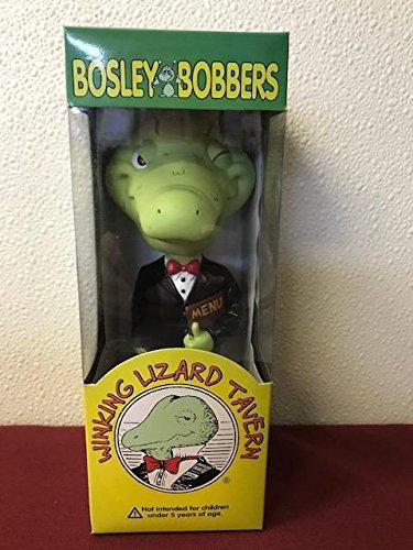 Winking Lizard Tavern Bobble Head Doll Limited Edition