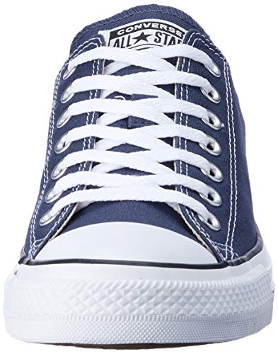 Converse Men's CONVERSE CHUCK TAYLOR ALL STAR OXFORD NAVY Men's 3.5, Women's 5.5 Medium