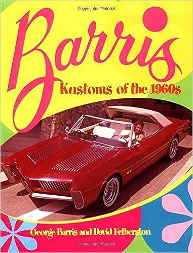 Descargar Libros Barris Kustoms Of The 1960s Epub Libre
