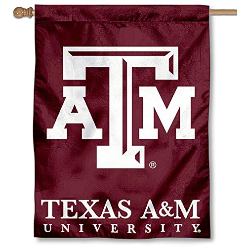 Texas A&M University Aggies House Flag