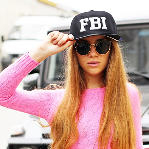 Outdoor sports trainers4me sports baseball cap woman outdoor embroidered fbi letters hip hop style swag trendy baseball caps christmas gifts fandeluxe Image collections