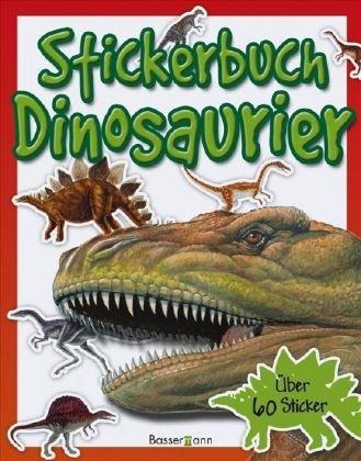Stickerbuch - Dinosaurier
