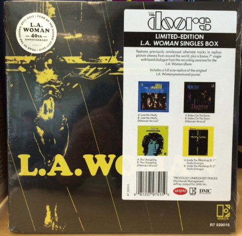 L.A. Woman Singles Box Limited-Edition