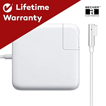 Amazon.com: Becker TM MacBook Pro Charger, 85w Power Adapter ...