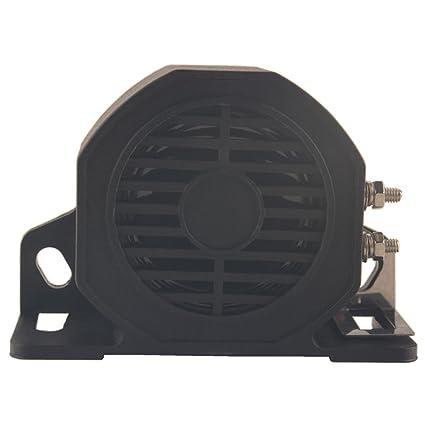 Back Up Alarm >> Amazon Com Dewhel Back Up Alarm 12 80v Waterproof Industrial Heavy