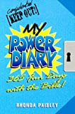 My Power Diary, Rhonda Paisley, 1840300280