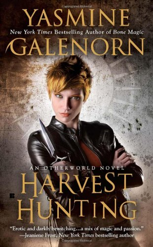 book cover of Harvest Hunting